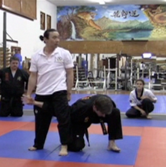 Defense Takedown Submit Continued Part 1 (B2011-4-20-A)